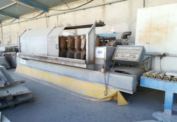 MULTHEAD CROSS CUTTER MACHINE