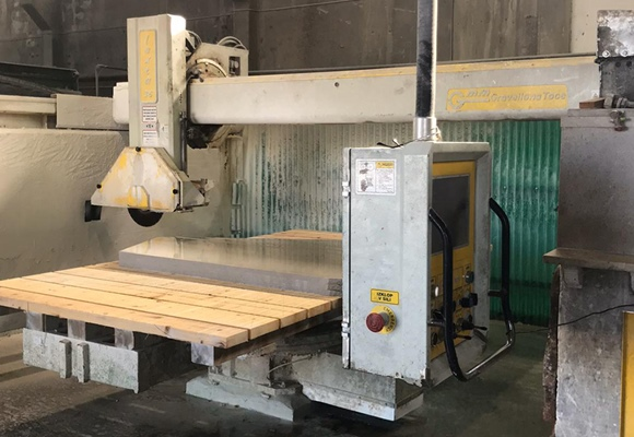 Bridge saw machine GMM Lexta 32