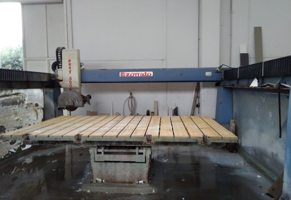 Bridge saw machine Zonato Easy 500