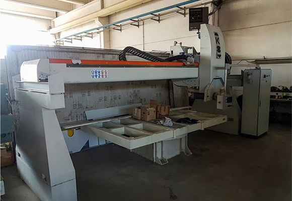 Bridge saw machine Dal Prete K 8