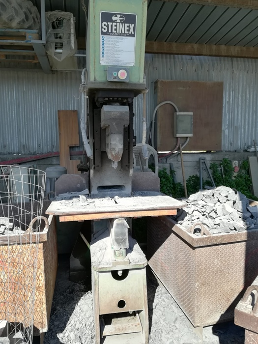 Splitter machine Steinex T 35