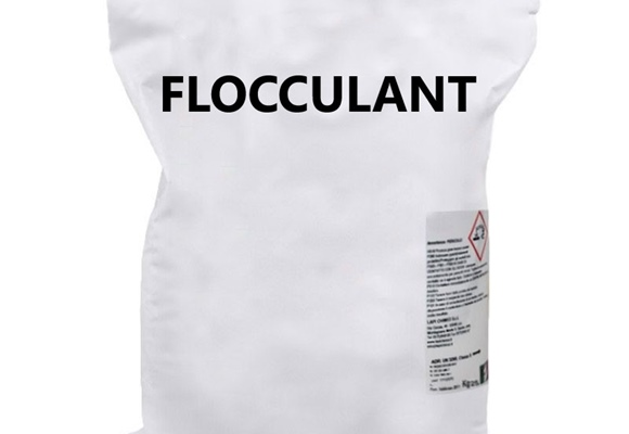 Flocculants and chemicals